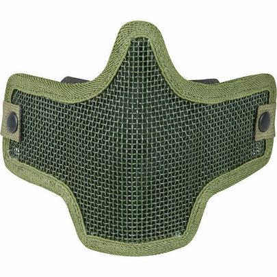 Valken Kilo Airsoft Mesh Mask, Olive