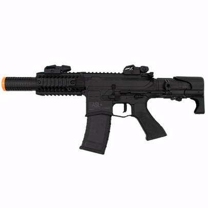 Valken ASL Romeo AEG Airsoft Rifle, Black