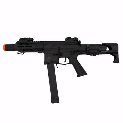 Valken ASL Foxtrot45 AEG Airsoft Rifle, Black