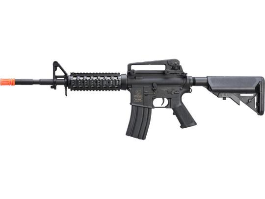 Cybergun Colt Licensed M4A1 RIS AEG Airsoft Rifle, Black