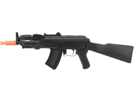 CYMA Sport Full Size AK47 Beta Spetsnaz AEG Airsoft Rifle, Black