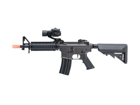 CYMA Sport BAMF M4 RAS II Carbine AEG Airsoft Rifle, Black