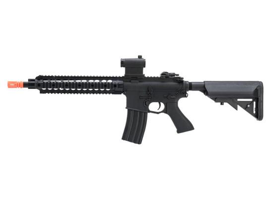 CYMA Sport M4 Carbine 11 UX Handguard AEG Airsoft Rifle, Black