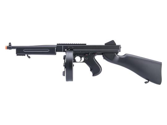 Double Eagle M811 Chicago Typewriter AEG Airsoft Rifle, Black