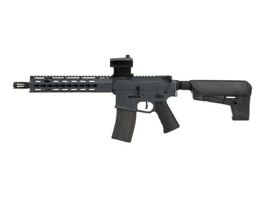 Krytac Full Metal Trident MKII CRB AEG Airsoft Rifle, Combat Grey