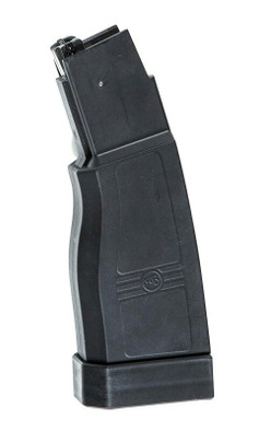 ASG Scorpion Evo 3-A1 High Capacity Airsoft Magazine, 375 Rounds