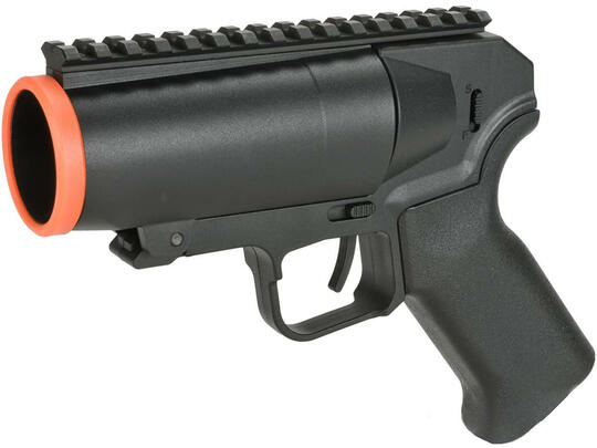 6mmProShop Airsoft Pocket Cannon Grenade Launcher Pistol Package Launcher Only