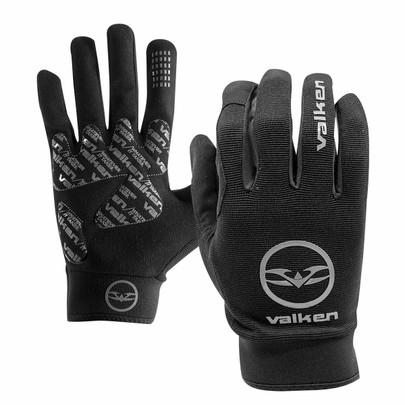 Valken Bravo Gloves, Small, Black