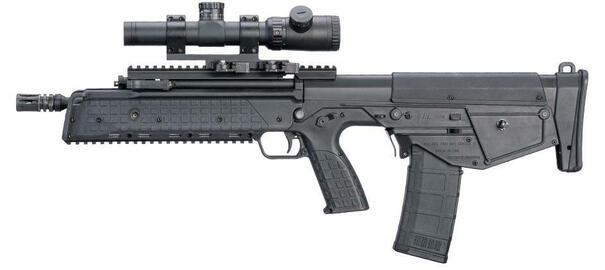 EMG/Kel-Tec Licensed RDB17 Airsoft Bullpup AEG Rifle, Black