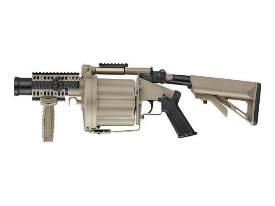 ASG Multiple Grenade Launcher, Desert