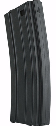 Valken Mid-Cap Thermold 140rd Airsoft Magazine, 5 pack, Black