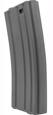 Valken SMAG Mid-Cap 140rd Airsoft Magazine, 5 pack, Grey