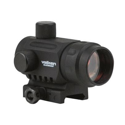 Valken RDA20 Mini Red Dot Sight, Black