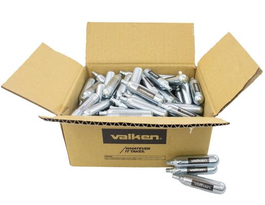 Valken 12g CO2 Cartridges - 100 Count