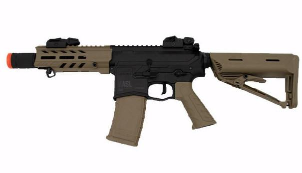 Valken ASL Echo AEG Rifle, Black/Tan