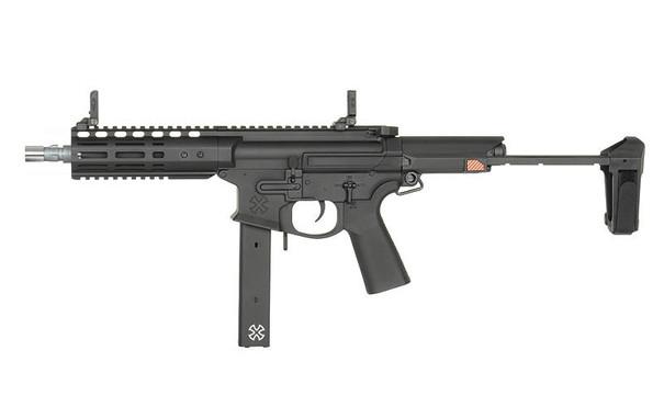 EMG Noveske 8.5 Gen4 Space Invader AR Airsoft Pistol, Black
