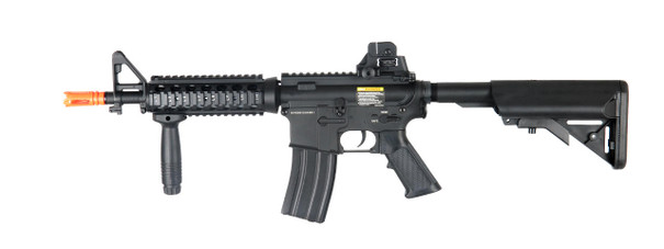 Dboys M4 CQB-R Metal Enhanced Airsoft Rifle w/ Battery and Charger