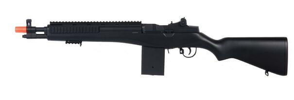 Double Eagle M14 SOCOM RIS Full Auto Airsoft Rifle