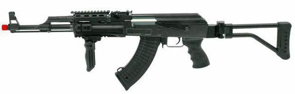 Double Eagle M900E Tactical AK-47 Airsoft Rifle