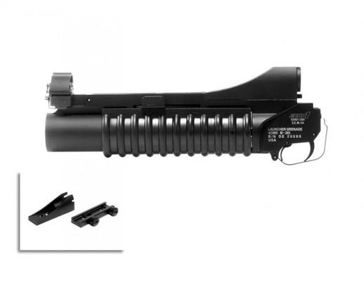 ECHO 1 Short M203 Airsoft Grenade Launcher, M4/M16 Series
