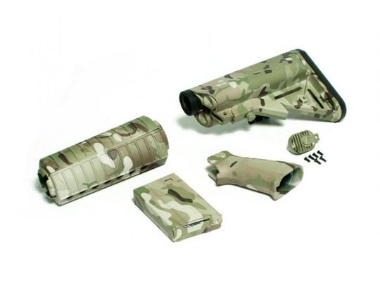 Echo1 Multicam Kit #2 for M4/M16
