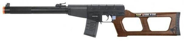 Echo1 Red Star IGOR Faux Wood Airsoft Rifle