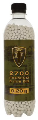 Elite Force Premium BBs, 0.20g, 2700 rounds
