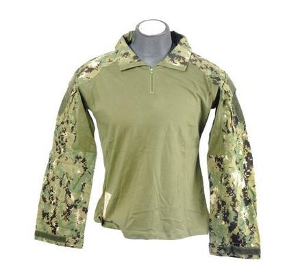 Emerson Gen 3 Combat Shirt by Lancer Tactical, Jungle Digital, Size XS-XL