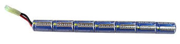 Intellect 8.4v 1600mAh High Quality NiMH Stick Battery