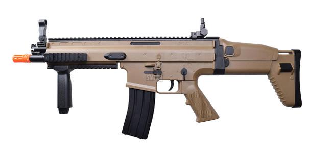 FN Herstal SCAR-L Spring Powered Airsoft Gun, Tan