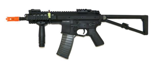 Full Metal PDW AEG Airsoft Gun by Dboys - REFURBISHED