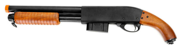 AGM Full Metal Sawed-Off Airsoft Shotgun