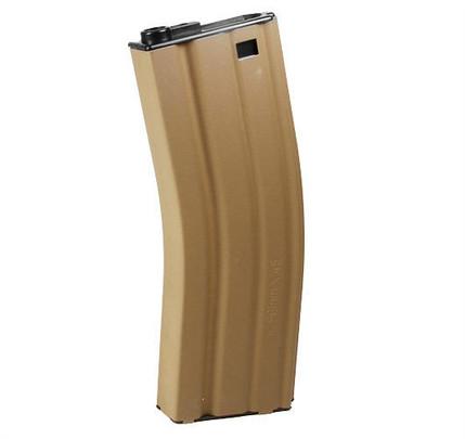 GandG Armament 450 Round Magazine for M4/M16 AEGs, Tan