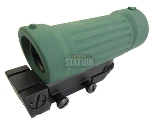 GandG C79 ELCAN Style 4x Magnification Scope, Green