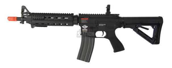 GandG CM16 MOD 0 AEG Combat Machine Black Airsoft Rifle