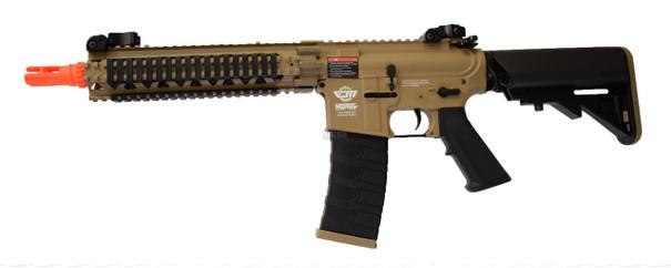 GandG CM18 MOD1 Combat Machine Tan Airsoft Rifle