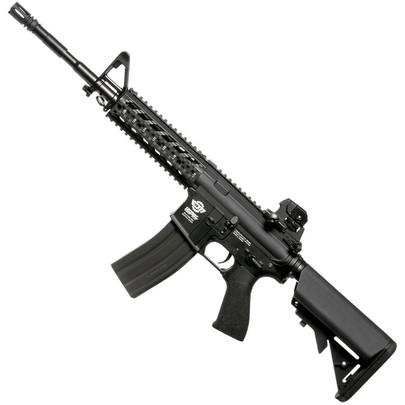 G&G Combat Machine CM16 Raider L, Gas Blowback Airsoft Rifle, Version II