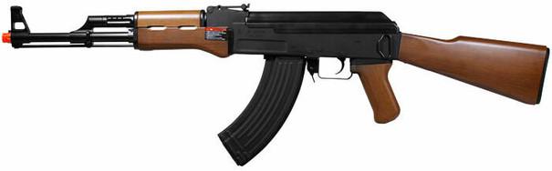 GandG Combat Machine RK47 Imitation Wood Airsoft Rifle