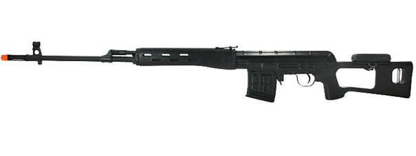 A&K SVD Dragunov Full Metal AEG Sniper Rifle