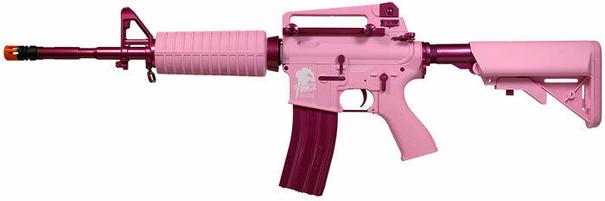 GandG Femme Fatale 16 Carbine Airsoft Rifle