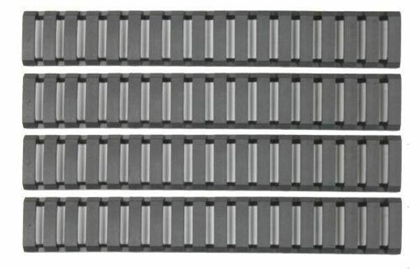 GandG Ladder Rail Covers, Black