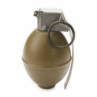 GandG Mock M26 Hand Grenade Shaped BB Loader