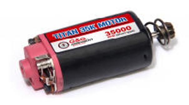 GandG Titan 35,000 RPM Short Type AEG Motor