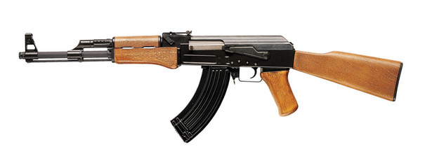 G&G Top Tech RK 47 Real Wood Airsoft Rifle