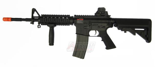GandG Top Tech TR16 R4 Commando Blowback M4 Airsoft Rifle