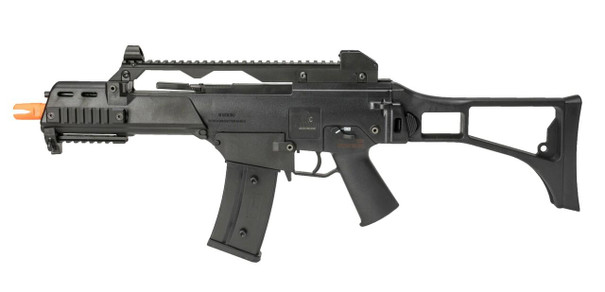 HandK G36C Competition Series Airsoft Rifle, Black