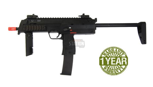 HandK MP7A1 Gas Blowback Airsoft Gun by KWA