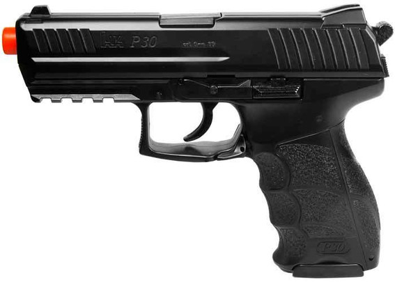 HandK P30 Spring Airsoft Pistol, Metal Slide