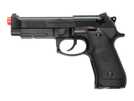 HFC M190 ABS Semi-Auto GBB Green Gas Airsoft Pistol