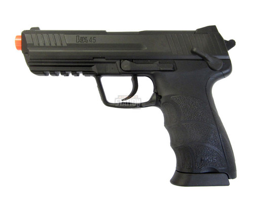 HandK HK45 CO2 Airsoft Pistol, Non-Blowback